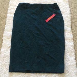 NWT Catherine Malandrino Elastic Pencil Skirt